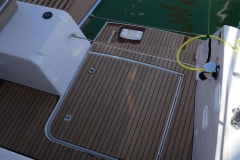 Astrea 42 - Jupe babord