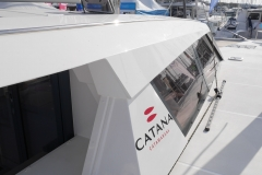Catana 53 - Passavant tribord