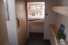Outremer 5X - Cabine