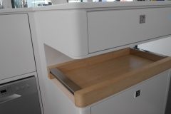 Outremer 5X - Détail meuble