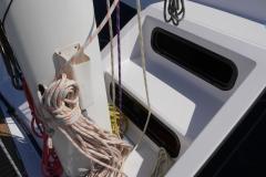 Seawind 1600 - Marches pied de mat