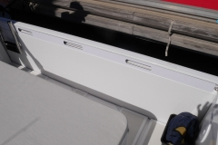 Loxo 32 - Plage arrière escamotable