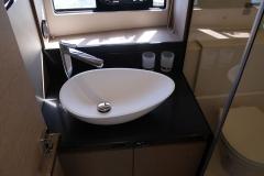 Prestige 460S - Salle d'eau