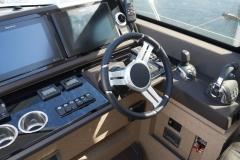 Prestige 460S - Poste de pilotage