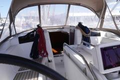 Sun Odyssey 419 - Cockpit